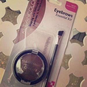 Medium Brown Eyebrow Kit